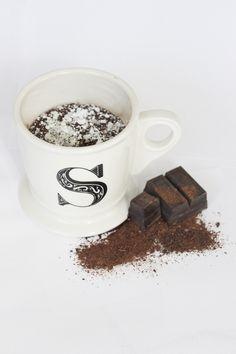 5 Minute Nutella Mug Cake