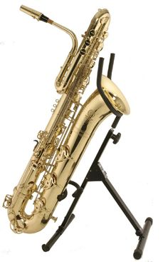 bass saxophone-I want to try one of these someday Bass Saxophone, Saxophone Instrument, Baritone Sax, Music Guitar, Orchestra Concerts, Band Nerd, Music Wallpaper, Music Stuff, Musical Instruments