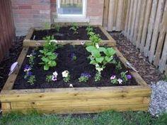 DIY Raised Flower Bed Using 4x—4 Wood Posts DIY Garden