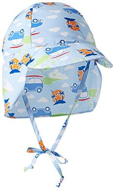 i play. Baby Boys' Classics Flap Sun Protection Hat, Blue, Infant/6 18 Months i play. http://www.amazon.com/dp/B00SKTC87Q/ref=cm_sw_r_pi_dp_8QVkwb1BBQABV