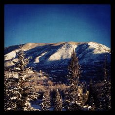 SKI - I want to go skiing so bad - Here would be fun =)   May have to try a baby hill here in WI first but trust me - I'm skiing on a big mountain sometime in my life!