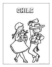 cimbolos chilenos para colorear - Buscar con Google