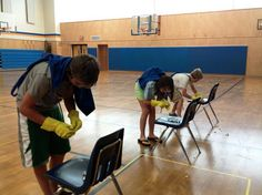 The Middle School Counselor: Teaching Life Lessons - Relay Race Activity
