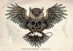 Cool Tattoo Flash | KYSA #ink #design #tattoo