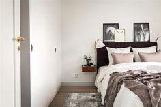 sovrum med bra förvaring