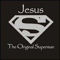 the original Superman Jesus Saves! Christian Humor, Christian Quotes, Christian Tees, Religious Quotes, Spiritual Quotes, Faith Quotes, Bible Quotes, Qoutes, Original Superman
