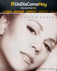 Mariah Carey - Music Box - 31 de agosto de 1993 Mariah Carey Music Box, Kim Basinger, Art Inspo, Movies, Movie Posters, August 31, One Day, Songs, Historia