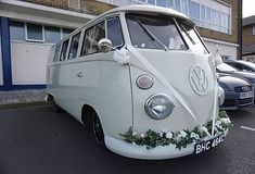 Wedding Car Hire Billericay | White Van Wedding Co.| Essex Wedding Cars Preston Court, Wedding Car Hire, White Vans, Vw Camper, Beetles, Car Ins, Bugs, Beetle