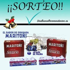 Sorteo Reyes Magos Lote Dulces Maritoñi