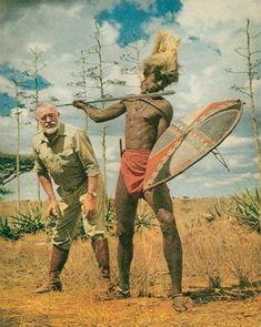 #Hemingway in Africa