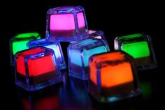 FUN for new years!   Color Changing & Programmable (12 cubes) 12 for $23.88/ $1.99 each