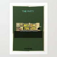 The party Directed by Blake Edwards by Federico Babina