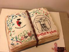 """Cake for dinner """"Confraternita de I Grass"""""""