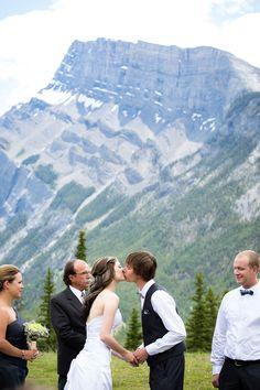 Susannah + Dustin | Banff Wedding | Rocky Mountain Bride Wedding Bride, Wedding Venues, Mountain Weddings, Vendor Events, Banff, Rocky Mountains, Buffalo, Wedding Inspiration, Travel