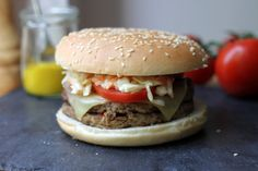 Love-Me-Tender Nut Burgers! With added Peanut Butter.