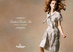 PAUL STUART SPRING/SUMMER 2011【LADIE'S】#paulstuart #fashion #direction #design #shooting #advertisement #print #catalogue #poster #web #dekisugi