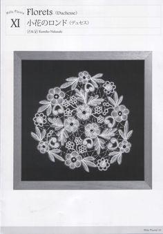 цветочки Needle Lace, Bobbin Lace, Presents, Album, Crochet, Frame, Ss 2017, Trends, Dots