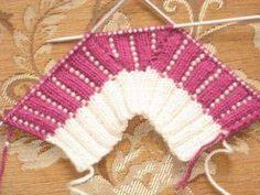 Crochet Slipper Pattern, Crochet Slippers, Knit Crochet, Crochet Hats, Knitting Socks, Baby Knitting, Knitting Patterns, Crochet Patterns, Viking Tattoo Design