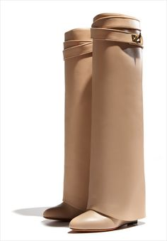 Givenchy's wildly popular pant-leg boot with shark tooth closure. 212 872 8947