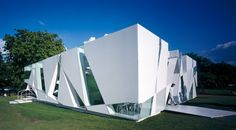 Serpentine Gallery Pavilion 2002 / Toyo Ito + Cecil Balmond + Arup