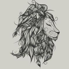 Poetic Lion B