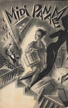 Midi Paname n°1 (1951))