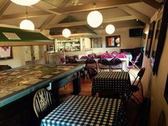 Have a group dinner in the Bar area Group Dinner, Self Catering Cottages, Local Pubs, Holiday Accommodation, Bar Areas, Bude, Country Estate, Dog Friends, Glamping