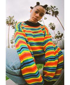 いいね!4,791件、コメント13件 ― UNIFさん(@unif)のInstagramアカウント: 「〰☁️ @guvmanian ☁️〰 Clarissa Sweater〰」