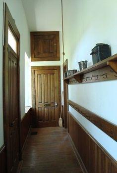 School House Cloak Room