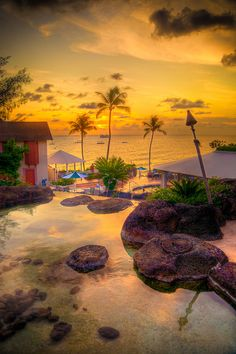 ff6ae1e863 Barbados Sunset