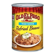 Syn Free - Old El Paso Refried Beans