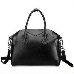 High Quality Vintage Hobo Smile leather Tote Bag Purse Satchel Shoulder Strap for women