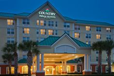 Country Inn  Suites Orlando Airport