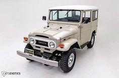 Toyota : Land Cruiser