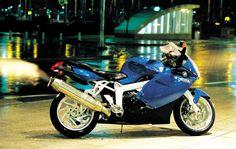 BMW K 1200 S.