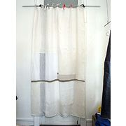 Shower curtain….two piece