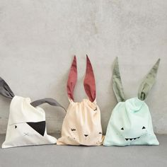 FABELAB - Rabbit Bag - Pirate - May I see your room
