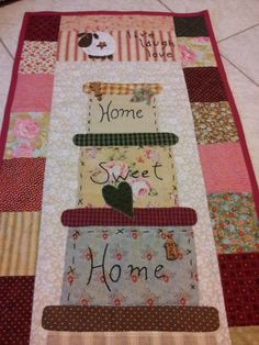 Sabelapatch: Home sweet home