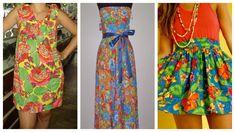 Vestido de Chita por Alana Santos Blogger