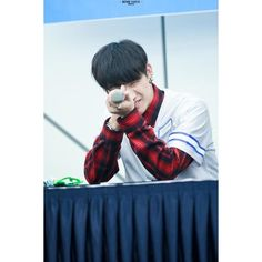 #JB #GOT7 ❤ liked on Polyvore featuring jb