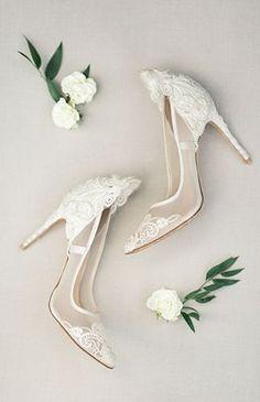 Chic Black and White Wedding