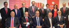 La UMU coordinará a las universidades españolas en proyecto de gestión de la investigación http://www.um.es/actualidad/gabinete-prensa.php?accion=vernota&idnota=55751