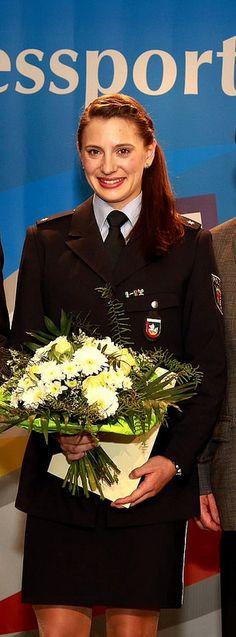 Polizistin Rheinland-Pfalz