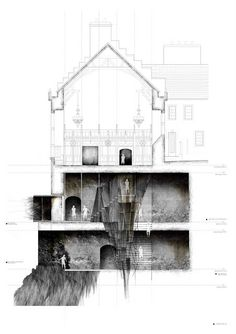 James Flynn Prisoners Stair and Viewing Platform, Edinburgh Castle Leicester School of Architecture, DMU