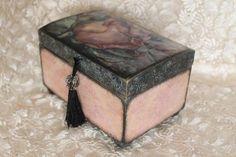 Schatulle,Schachtel von vintage Shop auf DaWanda.com