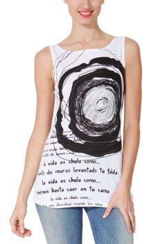 Desigual Lydia T-Shirt - I like the print!