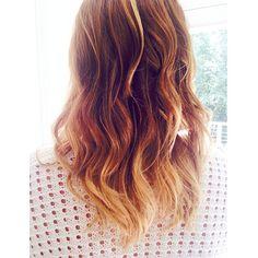 Ombré  #ombre #baylage #blonde