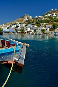 Leros island-Panteli by George Papapostolou on Paros, Santorini, Oh The Places You'll Go, Places To Visit, Myconos, Greek Isles, Greece Islands, Parthenon, Photos Voyages