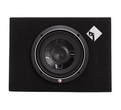 The is a single Punch Shallow subwoofer rated at 150 Watts RMS loaded in a sealed enclosure. This subwoofer enclosure is internally wired to a load and features MDF and 10 AWG quick-release input terminals. Car Audio Installation, Rockford Fosgate, Thing 1, Shallow, Punch, Alcoholic Punch