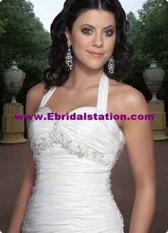 Style 8367 » Wedding Gowns » DaVinci Bridal » Available Colours : Ivory, White (close up)